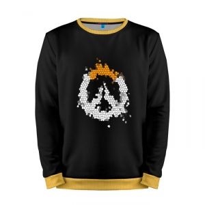 Buy Mens Sweatshirt 3D: Overwatch Logo loot Merchandise collectibles