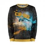 Collectibles Sweatshirt Cs Go Gaming Counter Strike