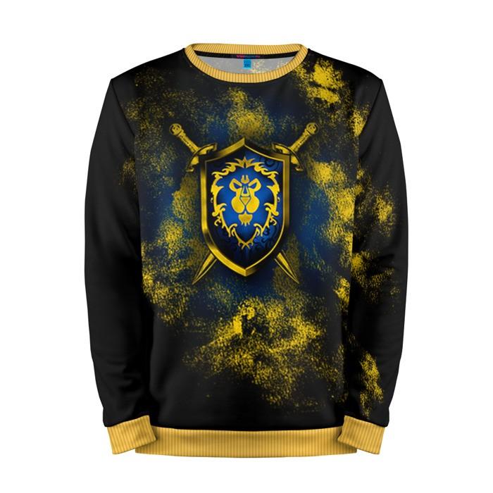 Merch Sweatshirt Alliance Emblem World Of Warcraft