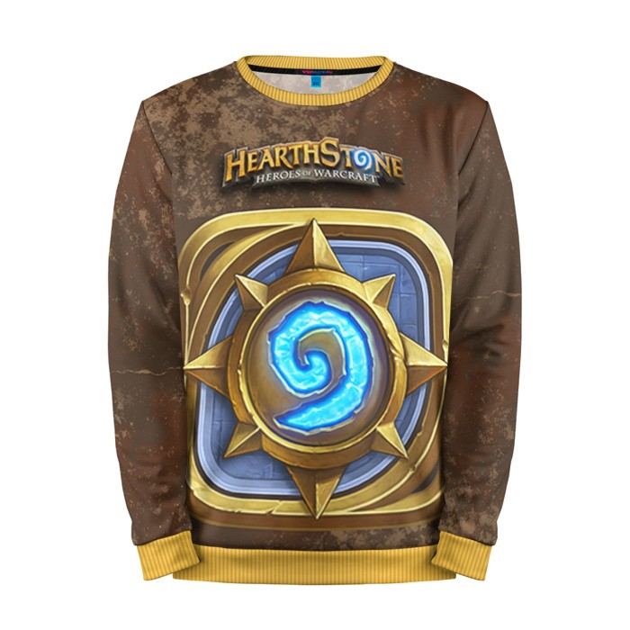 Buy Mens Sweatshirt 3D: Hearthstone Hearthstone Merchandise collectibles
