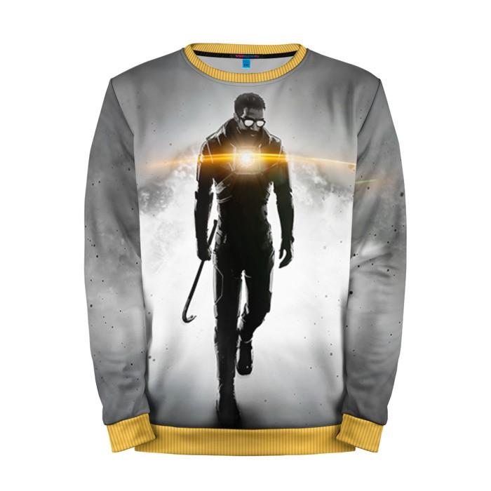Buy Mens Sweatshirt 3D: Gordon Freeman Half Life Art merchandise collectibles