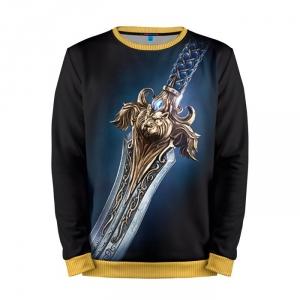 Buy Mens Sweatshirt 3D: World of Warcraft Armor merchandise collectibles