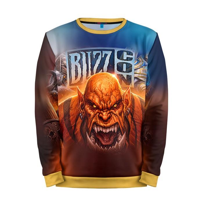 Buy Mens Sweatshirt 3D: BlizzCon 1 Blizzard Merchandise collectibles