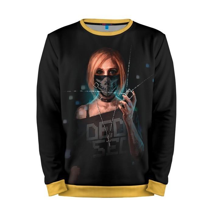 Buy Mens Sweatshirt 3D: Watch Dogs 2 Girl merchandise collectibles