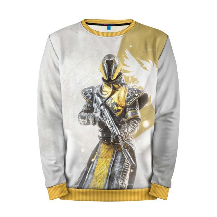 Buy Mens Sweatshirt 3D: Yellow Destiny Merchandise collectibles
