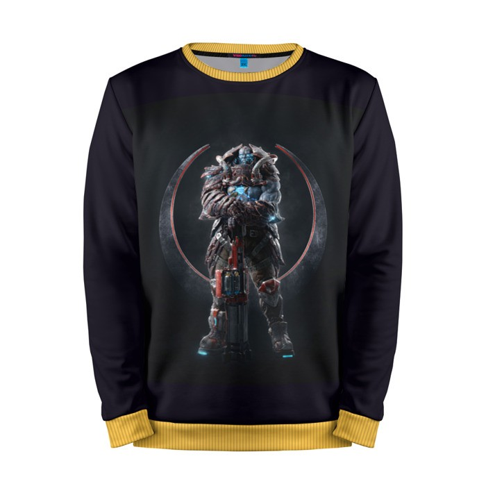 Buy Mens Sweatshirt 3D: Quake champions gaming merchandise collectibles