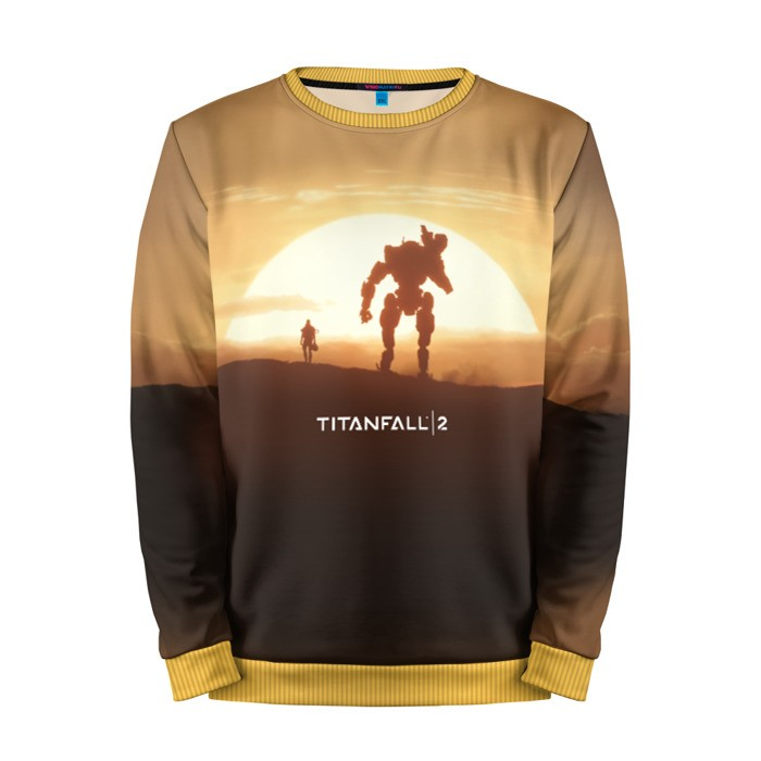 Buy Mens Sweatshirt 3D: Titanfall Game series merchandise collectibles