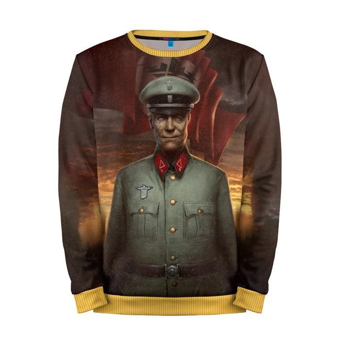 Buy Mens Sweatshirt 3D: Wolfenstein Soldier merchandise collectibles