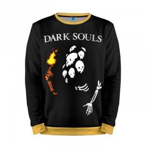 Buy Mens Sweatshirt 3D: Dark Souls 13 merch merchandise collectibles