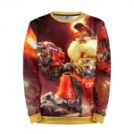 Collectibles Sweatshirt Overwatch Character Game Sweater