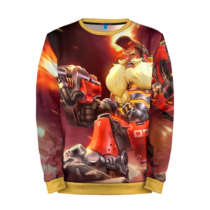 Buy Mens Sweatshirt 3D: Overwatch 1 Collectibles Merchandise collectibles