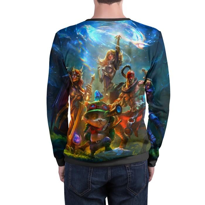 Merch Sweatshirt Art League Of Legends