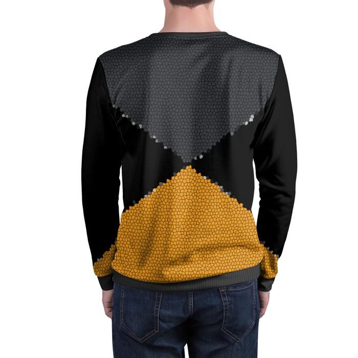 Merch Sweatshirt Overwatch Mosaic Logo Sign