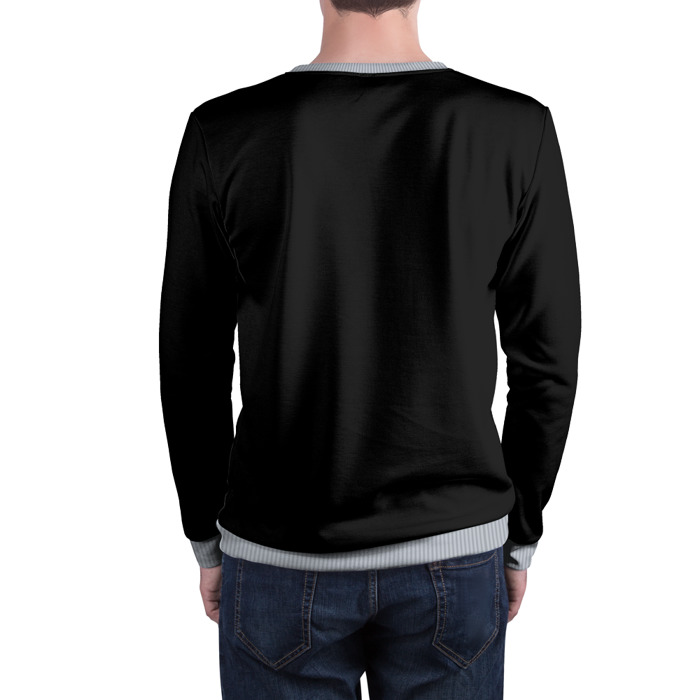Collectibles Sweatshirt Overwatch Emblem Black Game Sweater