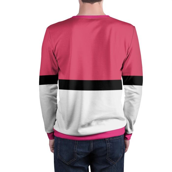 Merch Sweatshirt Pokeball Angry Pokemon Go
