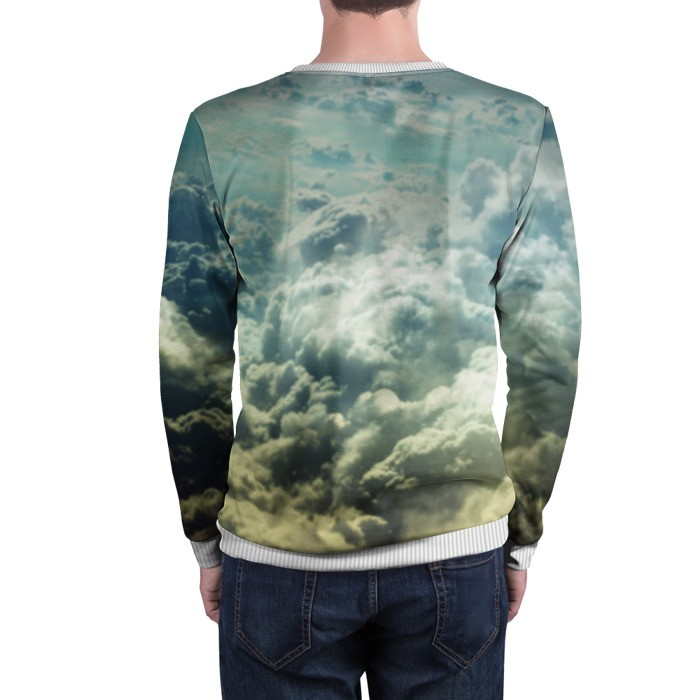Collectibles Sweatshirt Cloud 9 Counter Strike Clouds Print