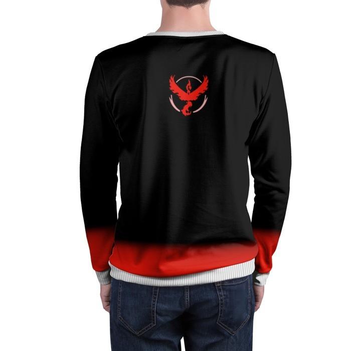 Merchandise Sweatshirt Team Valor Pokemon Based