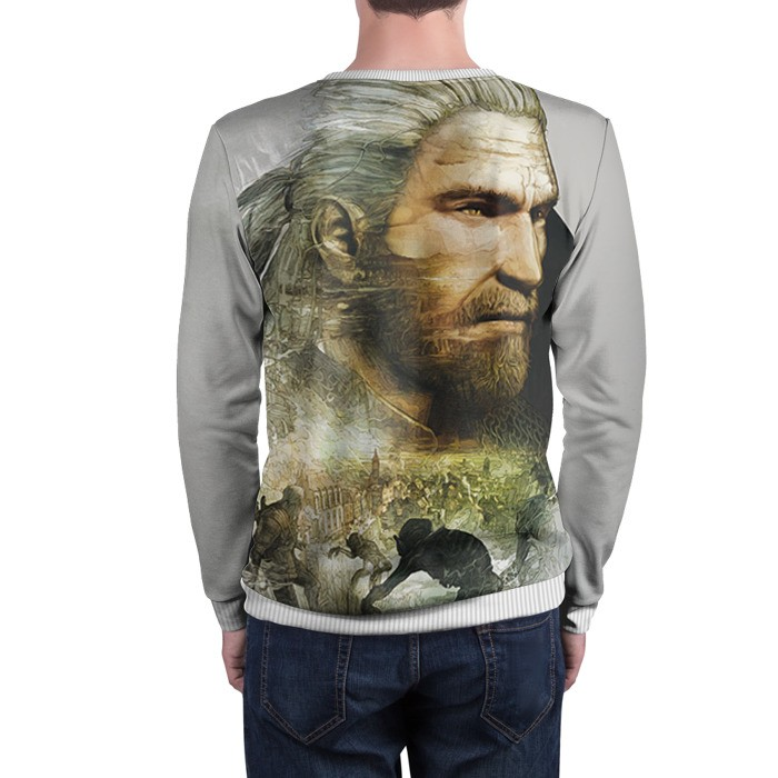 Merch Sweatshirt The Witcher Gear Merchandise