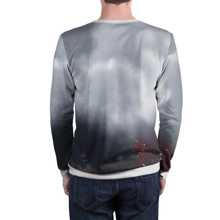 Merchandise Sweatshirt Geralt Main Character The Witcher