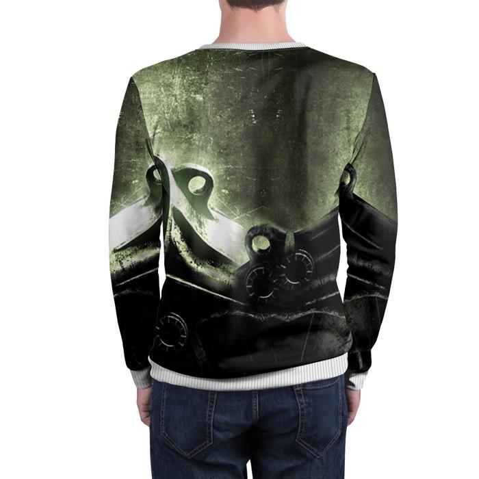 Merch Sweatshirt Fallout Power Armor Art