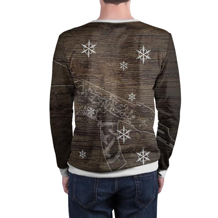 Merchandise Sweatshirt Новогодний Cs:go Counter Strike
