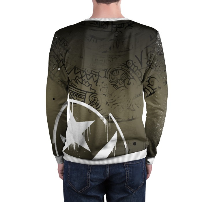 Collectibles Sweatshirt Cs:go Wasteland Rebel Style Counter Strike