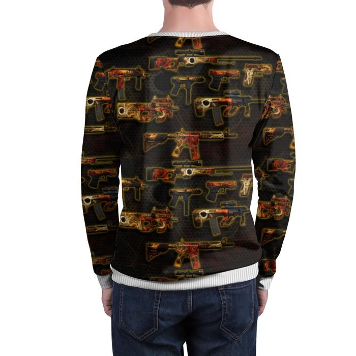 Merchandise Sweatshirt Cs Go Counter Strike Skin Set