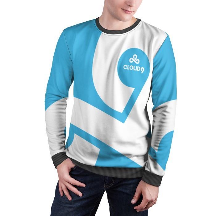 Collectibles Sweatshirt Cs:go Cloud 9 2018 Style Counter Strike