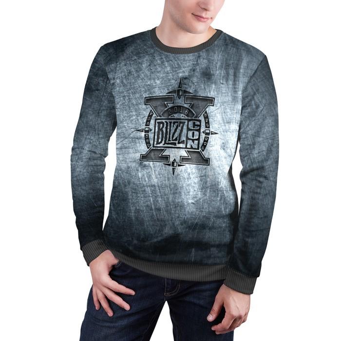 Collectibles Sweatshirt Blizzcon 2 Logo Blizzard