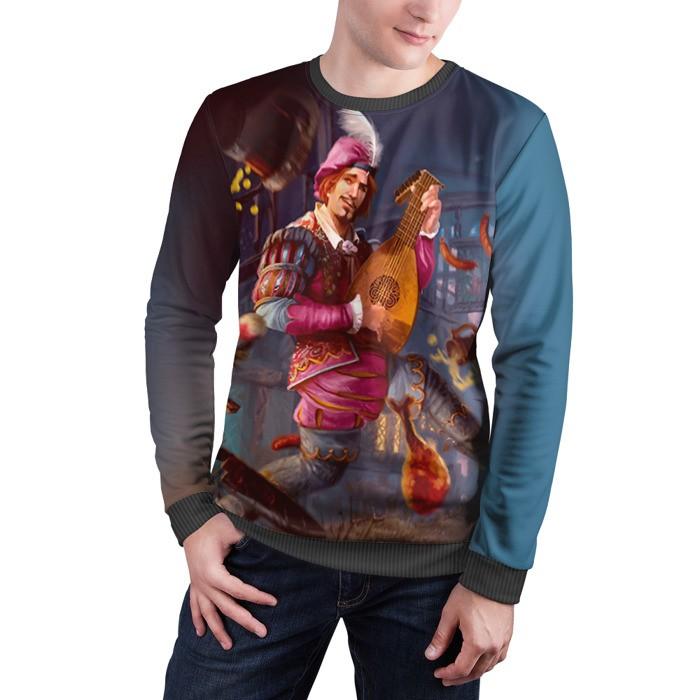 Merchandise Sweatshirt Dandelion The Witcher Game