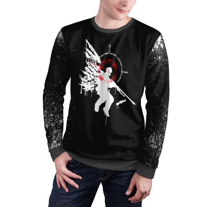 Merchandise Sweatshirt Cs:go Cache Graffiti Counter Strike