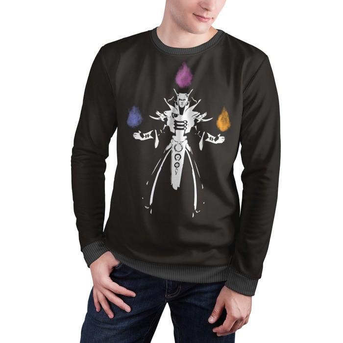Merch Sweatshirt Wall Invoker Dota 2 Jacket