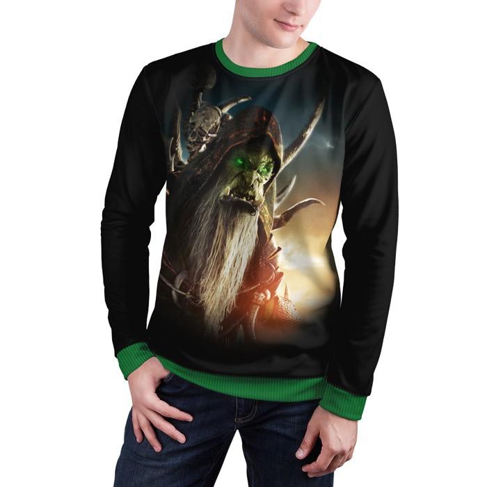 Collectibles Sweatshirt Warcraft Movie Gul'Dan