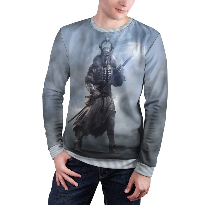 Merchandise Sweatshirt Wild Hunt Gaming Art The Witcher