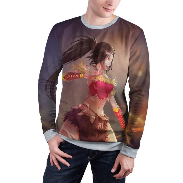 Collectibles Sweatshirt Nidalee League Of Legends