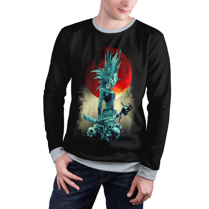 Merch Sweatshirt Night Witch Diablo Maghda