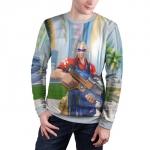 Buy Mens Sweatshirt 3D: Soldier Overwatch merchandise collectibles