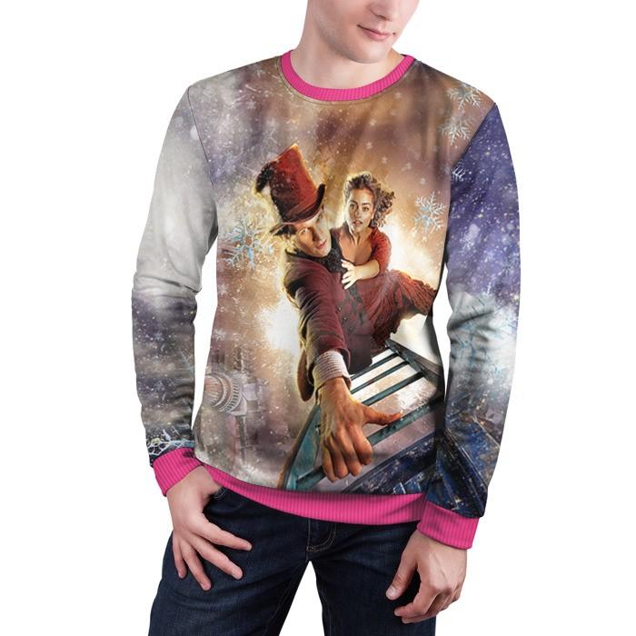 Merch Sweatshirt Winter Dr. Who Doctor Who Matt Smith