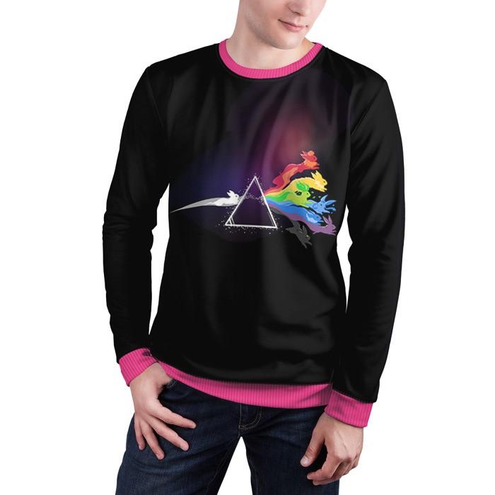 Merch Sweatshirt Pokemon Go Crossover Pink Floyd