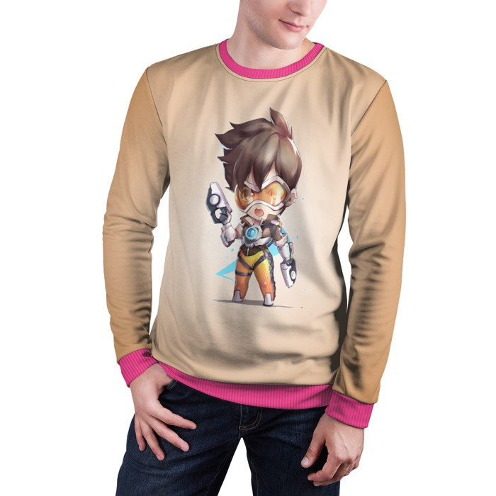 Collectibles Sweatshirt Overwatch Little Tracer Collectible