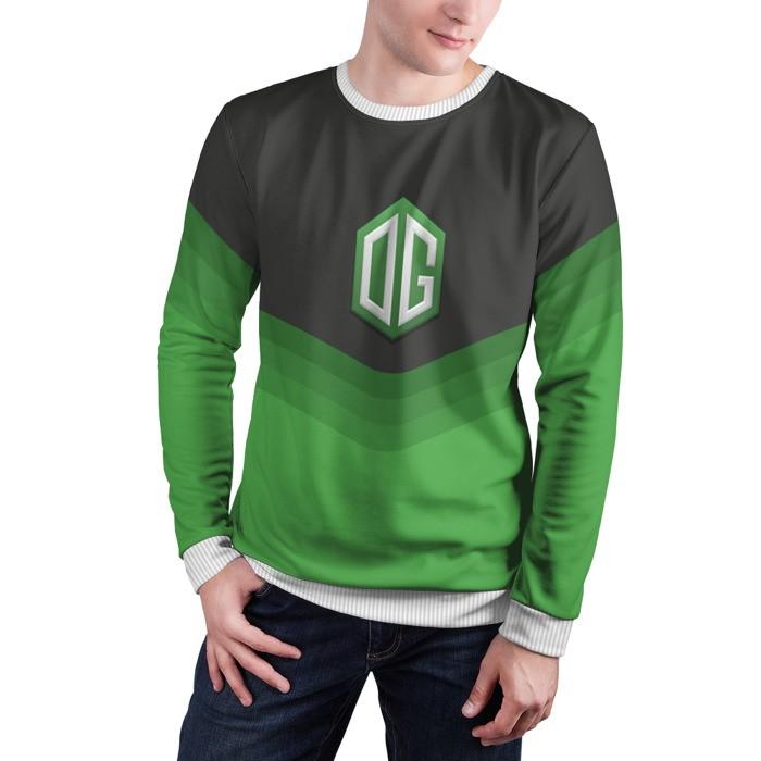 Collectibles Sweatshirt Og Uniform Dota 2 Jacket