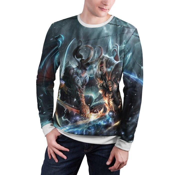 Merch Sweatshirt War Battle World Of Warcraft