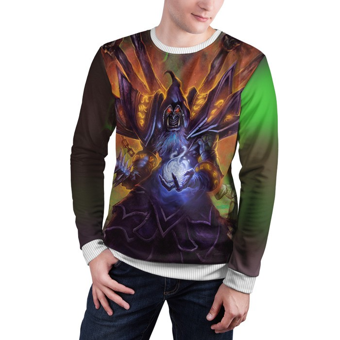 Merchandise Sweatshirt Warcraft 47 Hearthstone