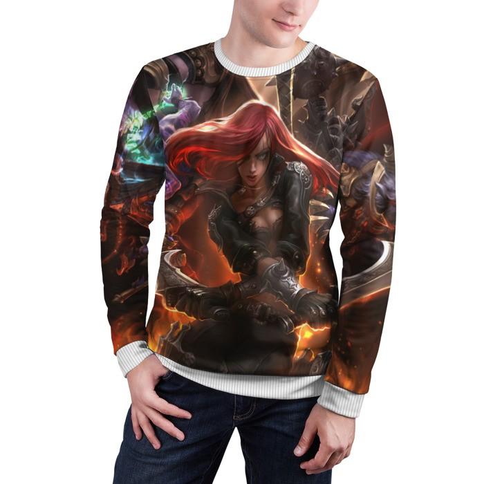 Merch Sweatshirt League Of Legends Game