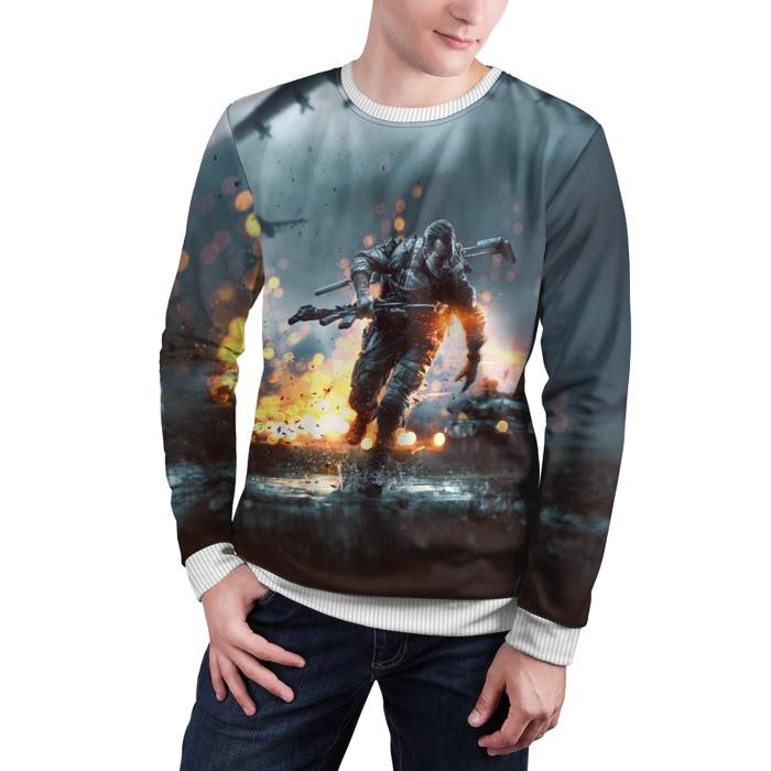 Collectibles Sweatshirt Battlefield 4 Hero