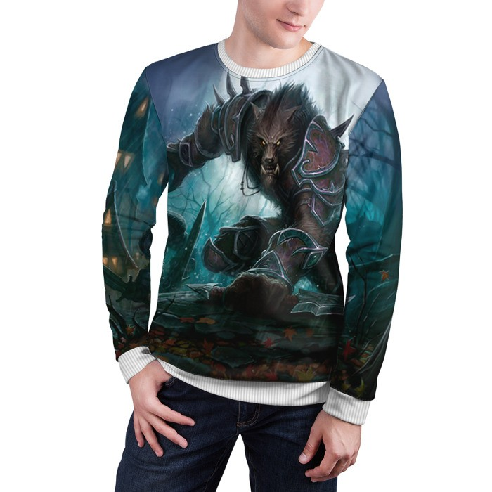 Collectibles Sweatshirt 5 World Of Warcraft