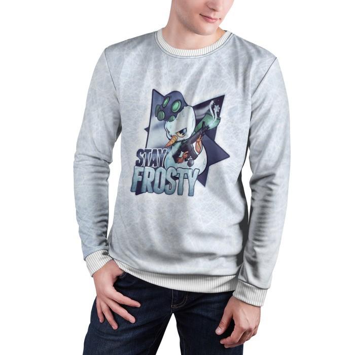Merch Sweatshirt Stay Frosty Counter Strike