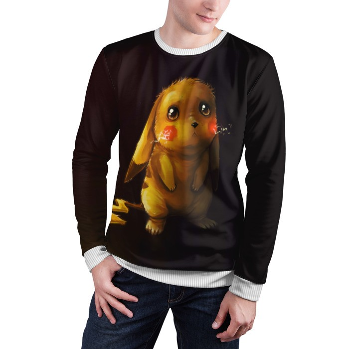 Collectibles Sweatshirt Pika-Pika? Pokemon Cute