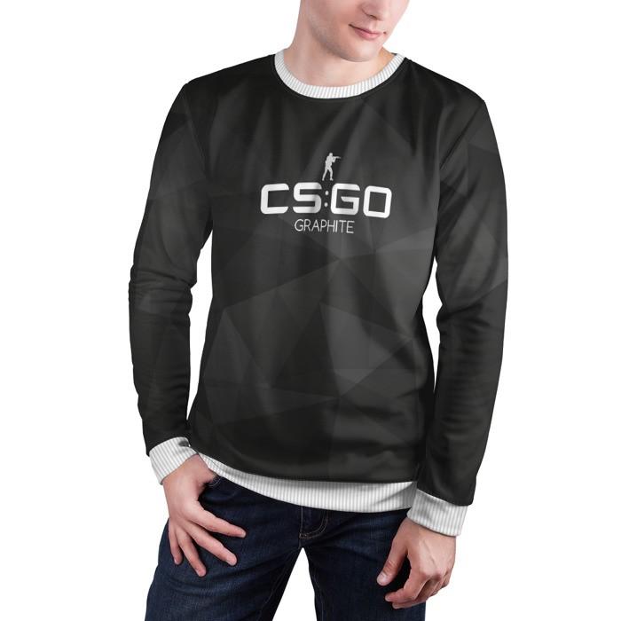 Merch Sweatshirt Cs:go Graphite Counter Strike