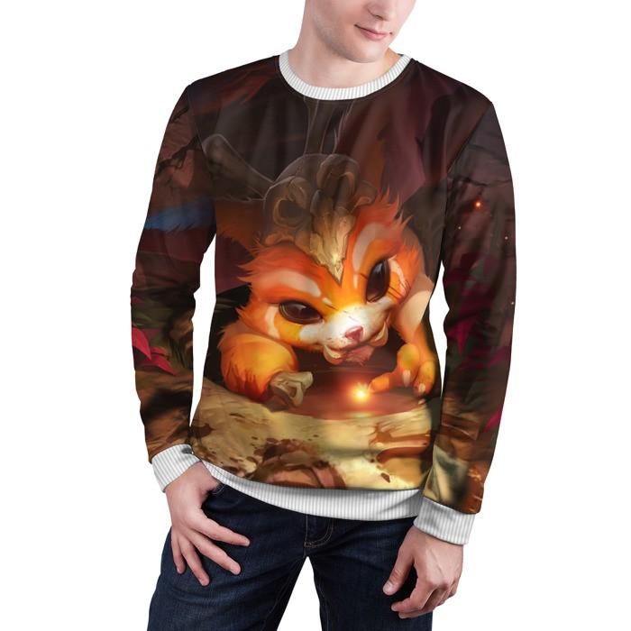 Merchandise Sweatshirt Gnar League Of Legends